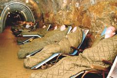 Therpaie für die Atemwege im Eisensteinstollen