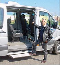 Kurreisen im Kleinbus ab/an Haustür