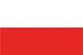 Fahne Polen