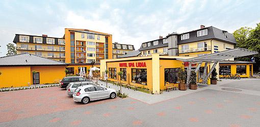 Hotel Lidia Spa in Rügenwaldermünde