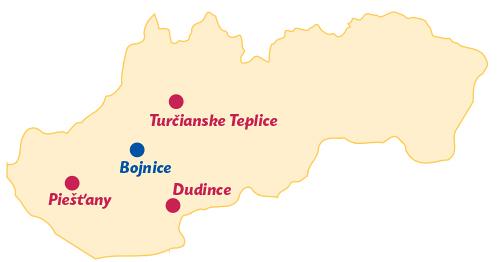 Slowakei (Kur--Karte)
