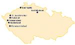 Minikarte Tschechien zum Draufklicken