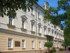 Sanatorium Judita am Kurpark von Teplice