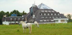 Hotel Pyramida in Franzensbad