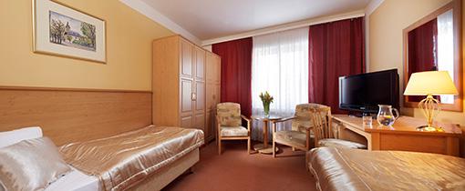 Standard-Kategorie Hotel Savoy Franzensbad