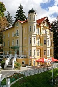Außenansicht Villa Regent