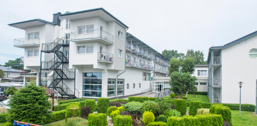 Hotel Akces in Kolberger Deep