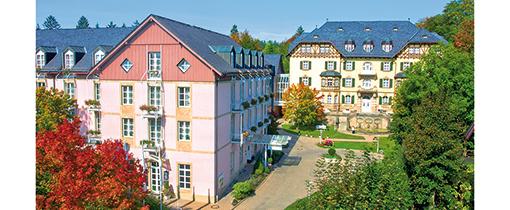 Relexa Hotel Bad Steben Kur Urlaub Wellness