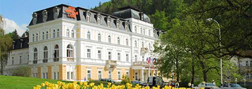 Hotel Centralní Lazne Zentralbad