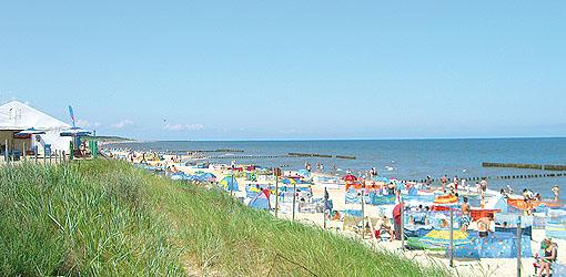 Dziwnówek Ostsee-Strand
