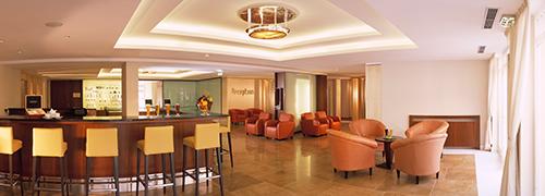 Vitalbar im Falkensteiner Hotel Grand MedSpa
