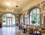 Lobby Falkensteiner Hotel Grand MedSpa Marienbad