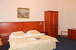 Wohnbeispiel Doppelzimmer Hotel Imperial Franzensbad