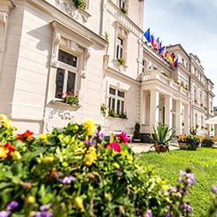 Teilansicht Hotel Monti Spa