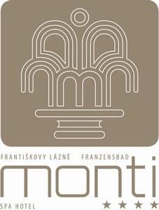 Logo des Franzensbader Hotels Monti