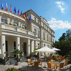 Terrasse Hotel Monti Spa