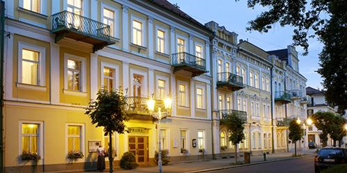 Kurhaus Prag Franzensbad