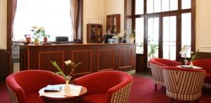 Bar im Hotel Belvedere