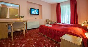 Wohnbeispiel im Hotel Millennium