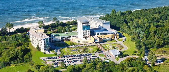 Panorama Hotel Arka und Ostsee