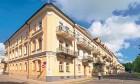 Eckansicht Hotel Dr. Adler Franzensbad