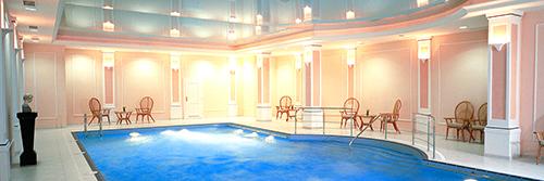 Schwimmhalle Hotel Richmond