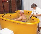 Hydro-Therapie in Hévíz