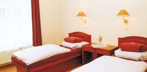 Zimmer im Kurhotel Radium Palace St.Joachimsthal