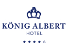 Logo des Hotels König Albert zum Anklicken