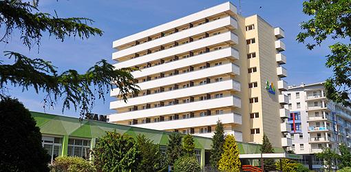 San Hotel Kolberg Polen