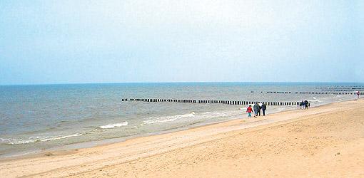 Dzwirzyno Kolberger Deep Strand