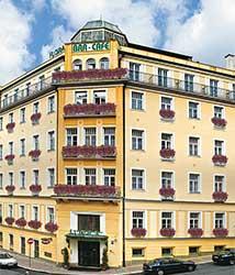Hotel Flora Marienbad