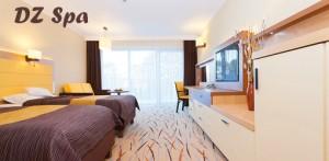 Doppelzimmer Hotel Unitral Mielno