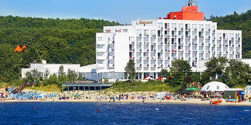Hotel Amber Baltic Ostseeseite