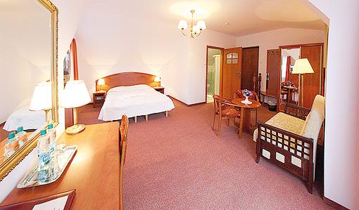 Doppelzimmer im Bad-Flinsberger Park Hotel Kur & Spa