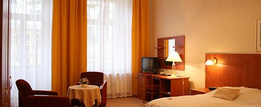 Standard-Zimmer Hotel Pawlik