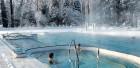 Auch im Winter draußen baden