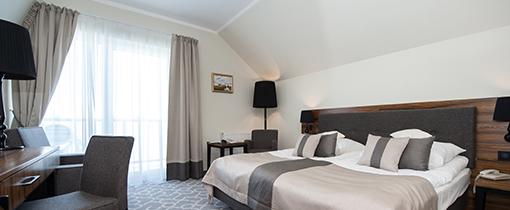 Doppelzimmer im Hotels Sandra Spa