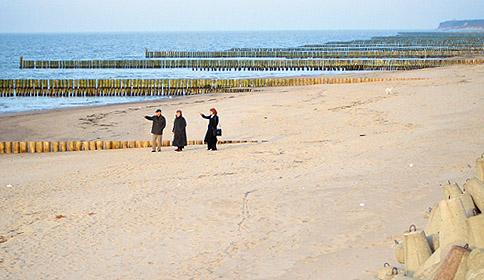 Strand Ustronie Morskie