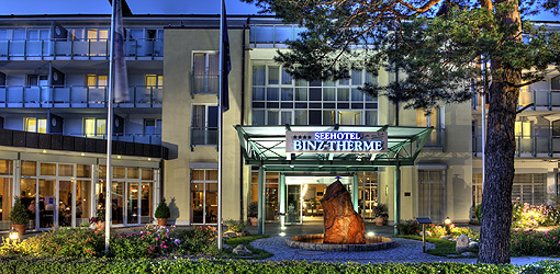 Sterne Hotel In Binz