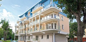 Aparthotel Baltic Spa in Swinemünde