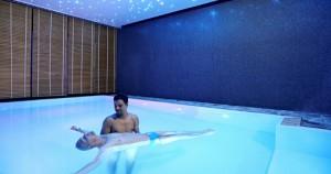 Schweben im Bad Wellness-Hotel Esplanade Bad Saarow