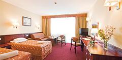 Doppelzimmer im Hotel Lidia Spa