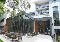 Großes Bild vom neuen Kolberger Hotel ProVita