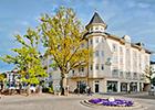 Weiter zum Aquamarin-Hotel Ostseebad Kühlungsborn