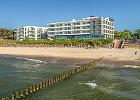 Baltivia Sea Resort direkt an der Ostsee