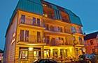 Hotel Villa Martini abends