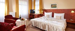 Wohnbeispiel Zimmerkategorie Superior im Hotel Pawlik