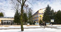 Kurhotel Górnik im Winter