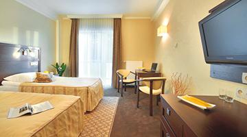 Wohnbeispiel-Doppelzimmer im Misdroyer Hotel Aurora
